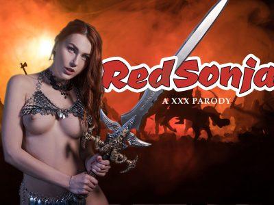 Red Sonja VRCosplayX video cover