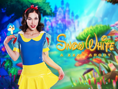 VR Cosplay X - Snow White XXX Cosplay